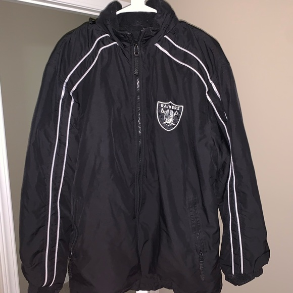 competitive price d3d0f 74a70 Oakland Raiders jacket